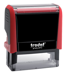 This notary stamp conforms to Texas notary stamp requirements. You can choose from twelve case colors. The transparent edges of the base enables the notary to position his or her notary stamp impressions with accuracy. The ink pad, which is built into the stamp, has special finger grips for easy and clean replacement. This is the most popular stamp in the world and the best-selling notary stamp in the State of Texas.