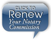 Renew Your Texas Notary Commission